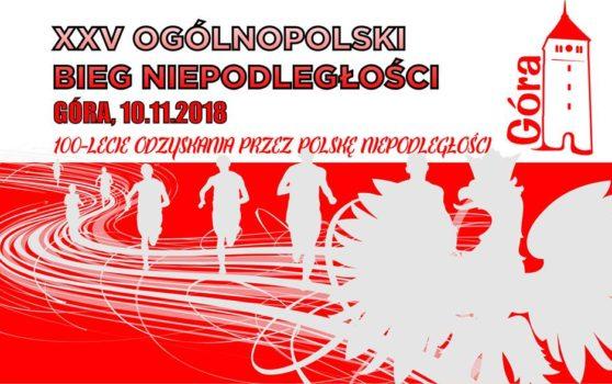 Start przygotowań do XXV Biegu Niepodległości-10.11.2018